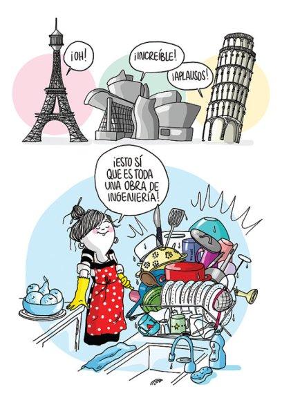 Un poco de humor... Con Agustina Guerrero