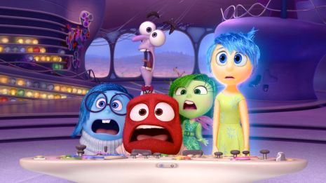 Inside-Out (Disney-PIXAR)
