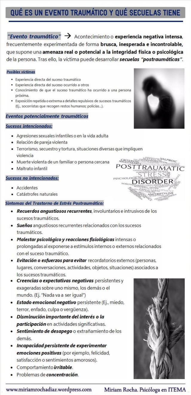 Miriam Rocha Díaz | Psicología e Intervención Psicológica | Página 5